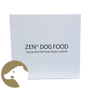 国産ドッグフード ZEN プレミアムドッグ グレインフリー ワイルド ボア (猪肉) 4kg(1kg×4)