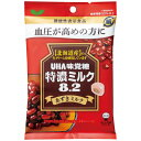 UHA味覚糖 機能性表示食品 特濃ミルク8.2 あずきミルク 1袋