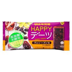 UHA味覚糖 HAPPYデーツ ラムレーズン 1個 無添加