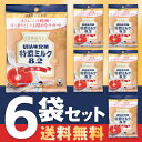 UHA味覚糖 機能性表示食品 特濃ミルク8.2 紅茶 6袋セット 送料無料