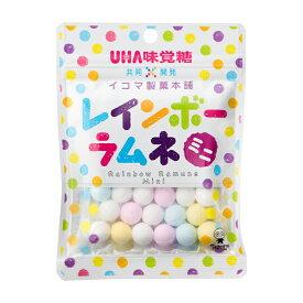 UHA味覚糖 レインボーラムネミニ 1袋