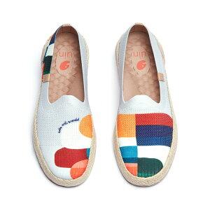 【送料無料】Marbella II Hold that Color -UIN アートシューズ レディースナチュラルジュートローファー ファッションスニーカ メンズデッキシューズ 衝撃吸収旅靴 軽い カップル靴 プレゼント 人