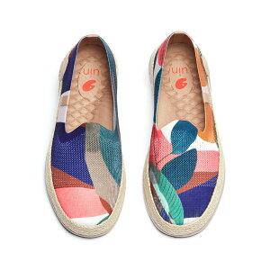 【送料無料】Marbella II Broad Leaf -UIN アートシューズ レディースナチュラルジュートローファー ファッションスニーカ メンズデッキシューズ 衝撃吸収旅靴 軽い カップル靴 プレゼント 人気