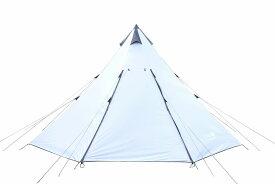 UJack(ユージャック) テント ワンポールテント Desert450 3〜6人用 コットンインナー