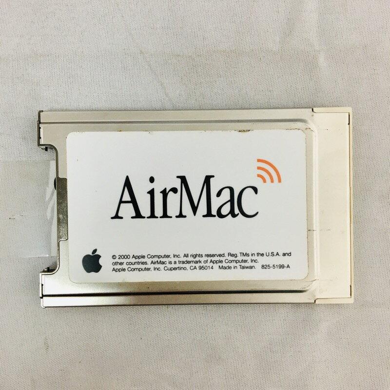 【中古】[ Apple ] AirMac Card / M7600J/A / Mac専用 無線LANカード