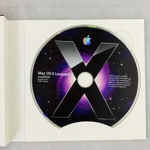 【中古】[Apple]MacOSX10.5.4Leopard