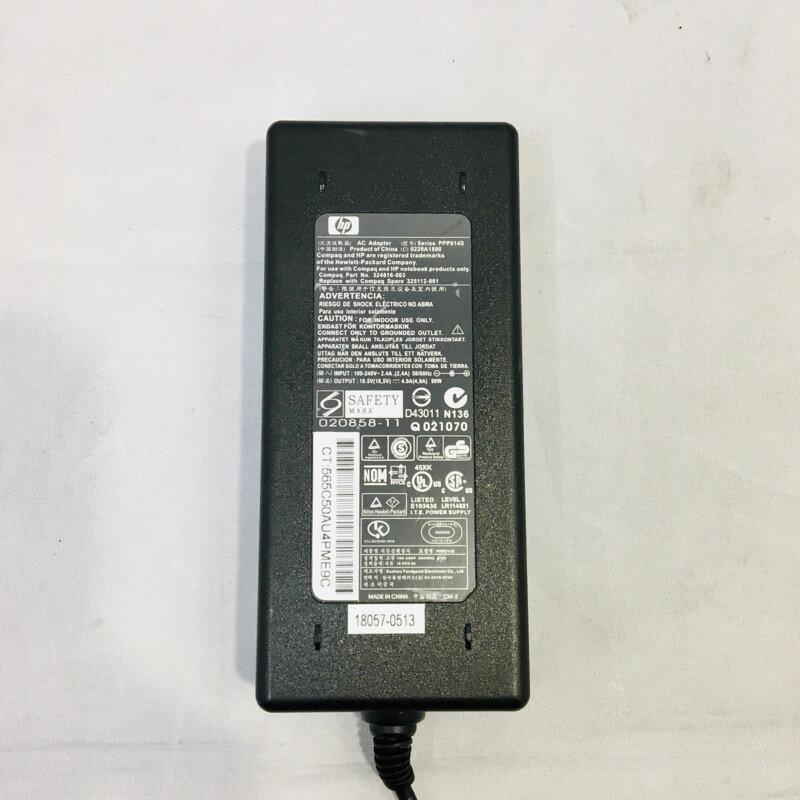 【中古】[ COMPAQ(HP) ] ACアダプタ / PPP014L / PPP014S / PPP014H / PA-1900-1C2 / 18.5V / 4.9A / 電源 adapter /