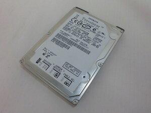 【中古】[HITACHI]2.5インチ/UltraATA/100GBハードディスク/HTS541010G9AT00