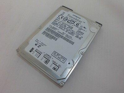 【中古】[ HITACHI ] 2.5インチ / UltraATA / 100GB ハードディスク / HTS541010G9AT00