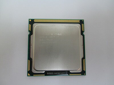 【中古】[ INTEL ] CPU / Core i7- 860 / 2.80GHz / LGA 1156