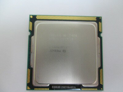 【中古】[ INTEL ] CPU / Core i7- 870 / 2.80GHz / LGA 1156