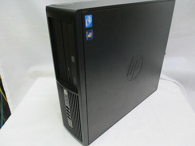 【中古】[ HP ] HP Pro 4300 SFF / Celeron G540 / 2GB / 250GB / DVD-ROM / Windows7 pro 64bit HP Pro 4300 SFF