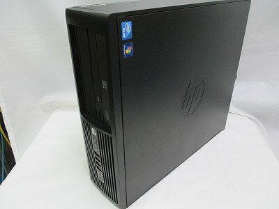 【中古】[ HP ] HP Pro 4300 SFF / Celeron G540 / 2GB / 320GB / DVD- ROM / Windows 7 Pro 64bit HP Pro 4300 SFF