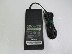 【中古】[SONY]ACアダプタ/19.5V/6.2A/VGP-AC19V15/中ピン/電源adapter/