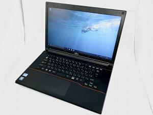 【中古】[Fujitsu]LifeBookA573_G/Corei5-3340M2.7GHz/4GB/320GB/Windows10Pro64bit