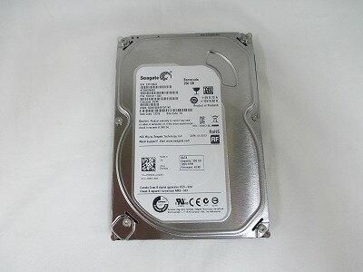 【中古】[ Seagate ] HDD SATA 3.5インチ 250GB 7200回転 ハードディスク ST250DM000 250GB 新品バルク品