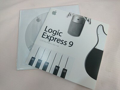 【中古】[ Apple ] LOGIC EXPRESS 9