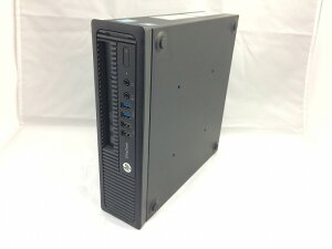 【中古】[hp]EliteDesk800G1USDT/Corei5-4590S3.0GHz