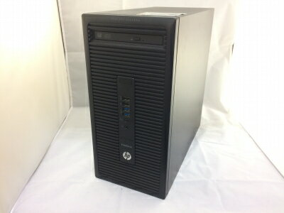 【中古】[ HP ] HP Elite Desk 705 G1 MF / AMD A4 PRO-7300B 3.80GHz / 4GB / 500GB / Windwos10 Pro 64Bit