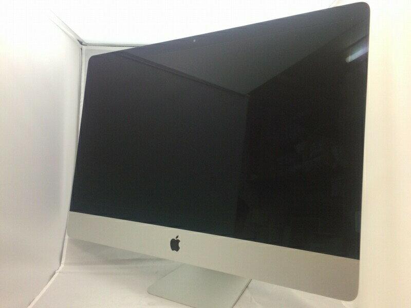 【中古】[ Apple ] iMac 14.2 Late 2013 / Intel Core i5 3.2GHz / 27インチ / OS 10.13 インストール済