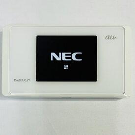 【中古】[ NEC ] Speed Wi-Fi NEXT WX05 au版