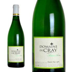 モンルイ ドゥミ・セック 1985年 ドメーヌ・ド・クレイ 750ml (フランス ロワール 白ワイン)