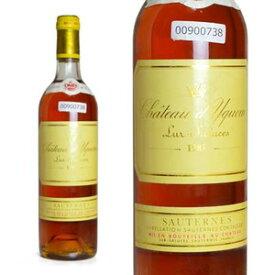 シャトー・ディケム 1983年 ソーテルヌ格付特別第1級 AOCソーテルヌ (白ワイン・フランス / ボルドー)