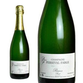ペルスヴァル ファルジュ シャンパーニュ プルミエ クリュ 一級 レゼルヴ ブリュット R.M ワイン 白 泡 シャンパン 750ml