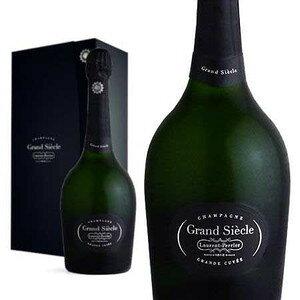 シャンパーニュ ローラン・ペリエ グラン・シエクル ブリュット ギフトボックス入り (フランス・シャンパン)