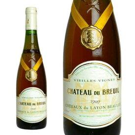 コトー・デュ・レイヨン ボーリュー ヴィエイユ・ヴィーニュ 1969年 シャトー・デュ・ブルイユ (フランス ロワール 白ワイン)