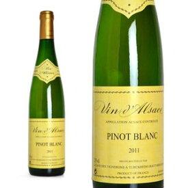 アルザス ピノ・ブラン 2016年 テュルクハイム醸造所 AOCアルザス (フランス・白ワイン)