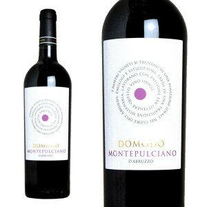 ドモード・モンテプルチアーノ・ダブルッツォ 2014年 カンティーナ・エ・オレイフィーチョ・ソシアーレ 750ml (イタリア 赤ワイン)