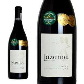 ラザノウ・シングルヴィンヤード・シラー 2011年 (赤ワイン・南アフリカ)