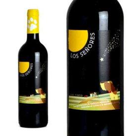 ロス・セニョーレス ティント ヴィニェドス・アルデアヌエバ社 (スペイン・赤ワイン)|777円均一ワイン