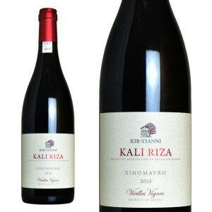 キリ・ヤーニ カリ・リーザ 2016年 750ml (ギリシャ 赤ワイン)