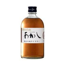 ホワイトオーク 地ウイスキーあかし 40% 500ml 江井ヶ嶋酒造 (ブレンデッドウイスキー)