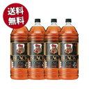 【送料無料】ブラックニッカ クリア 37% 4L×4本 1ケース 正規代理店品 (ブレンデッドウイスキー)
