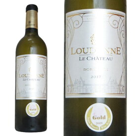 シャトー ルデンヌ ブラン 2017年 シャトー ルデンヌ 750ml ボルドー 白ワイン