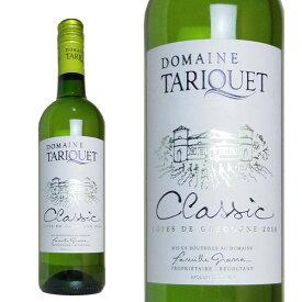 タリケ クラシック 2019年 ドメーヌ・デュ・タリケ 750ml (フランス 白ワイン)