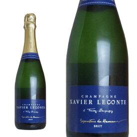 グサヴィエ ルコント シャンパーニュ シグネチャー デュ アモー ブリュット グザヴィエ・ルコント元詰 フランス シャンパン