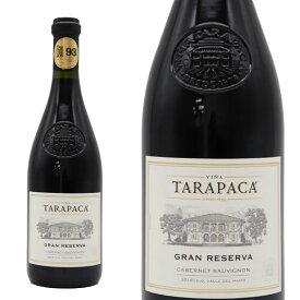 タラパカ グラン レゼルバ カベルネ ソーヴィニヨン 2018年 ヴィーニャ サン ペドロ タラパカ社 赤ワイン