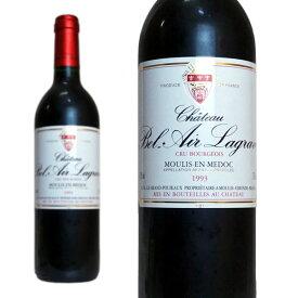 シャトー・ベレール・ラグラーヴ 1993年 750ml (フランス ボルドー ムーリス 赤ワイン)