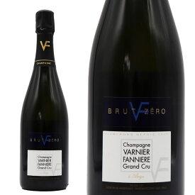 ヴァルニエ ファニエール シャンパーニュ グラン クリュ アヴィーズ ブラン ド ブラン ブリュット ゼロ フランス シャンパン
