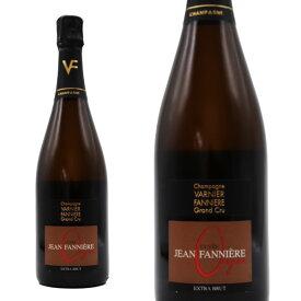 ヴァルニエ ファニエール シャンパーニュ グラン クリュ キュヴェ ジャン ファニエール オリジン エクストラ ブリュット フランス シャンパン