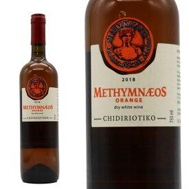 メシムネオス ドライ オレンジ 2019年 750ml (ギリシャ 白ワイン)