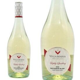 ヴィラ・マリア ライトリー・スパークリング ソーヴィニヨン・ブラン 2019年 750ml (ニュージランド スパークリングワイン)