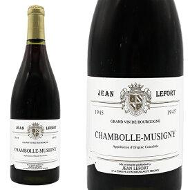 シャンボール ミュジニー 1945年 セラー出し秘蔵限定古酒 ジャン ルフォール社(モワラール社)750ml フランス 赤ワイン