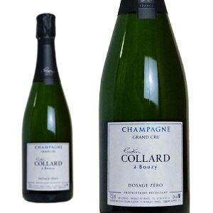 シャンパン ガストン・コラール グラン・クリュ キュヴェ・ドサージュゼロ 750ml (フランス シャンパーニュ 白 箱なし)
