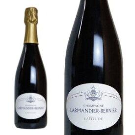 シャンパン ラルマンディエ・ベルニエ ラティテュード ブラン・ド・ブラン エクストラブリュット 750ml (フランス シャンパーニュ 白 箱なし)