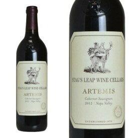 スタッグスリープ・ワインセラーズ アルテミス カベルネ・ソーヴィニヨン 2016年 正規 750ml (アメリカ カリフォルニア 赤ワイン)